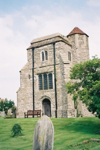 Stoke Church Underpinning Work in Progress