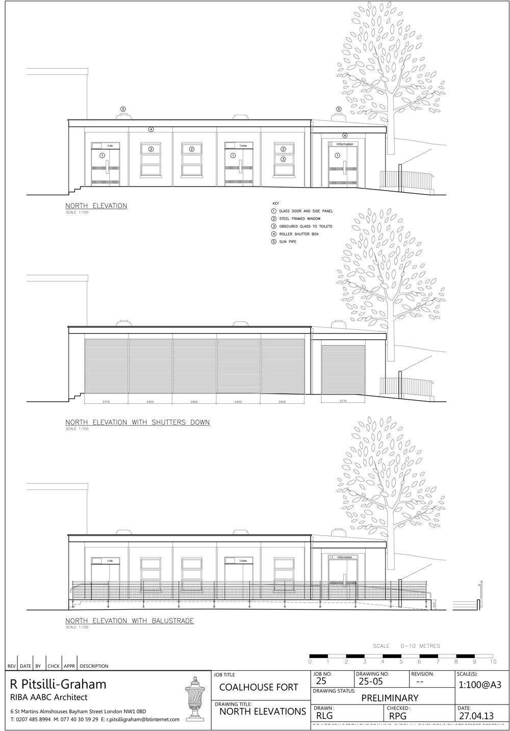 Coalhouse-Fort-Generator-House-proposed-elevations-m